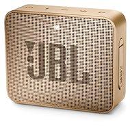 Bluetooth-Lautsprecher JBL GO 2 champagne