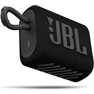 Bluetooth-Lautsprecher JBL GO 3 schwarz