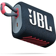Bluetooth-Lautsprecher JBL GO 3 blue coral