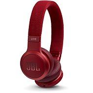 Kabellose Kopfhörer JBL Live400BT rot