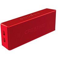 Creative MUVO 2 rot - Bluetooth-Lautsprecher