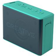 Creative MUVO 2C dunkelgrün - Bluetooth-Lautsprecher