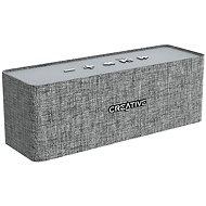 Creative NUNO grau - Bluetooth-Lautsprecher