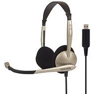 Koss CS / 100 USB (24 Monate Garantie) - Kopfhörer mit Mikrofon