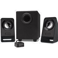 Logitech Multimedia Speakers Z213 schwarz - Lautsprecher