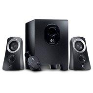 Lautsprecher Logitech Lautsprechersystem Z313 - Lautsprecher