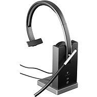 Logitech Wireless Headset Mono H820e - Kopfhörer mit Mikrofon