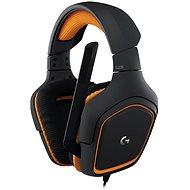 Logitech G231 Prodigy - Kopfhörer mit Mikrofon