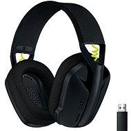 Logitech G435 LIGHTSPEED Wless Gaming Headset schwarz - Gaming-Kopfhörer