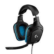 Logitech G432 - Gaming-Kopfhörer