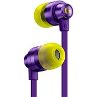 Logitech G333 Gaming Earphones Purple - Gaming Kopfhörer