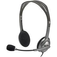 Logitech Stereo Headset H111 - Kopfhörer mit Mikrofon