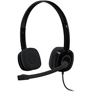 Logitech Stereo Headset H151 - Kopfhörer mit Mikrofon