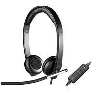 Logitech USB-Headset H650e - Kopfhörer