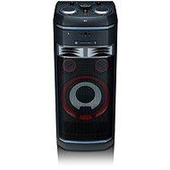 LG OK99 schwarz - Mikrosystem