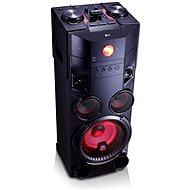 LG OM7560 - Minisystem