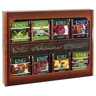 JONES Geschenkbox kleines Papier 80x1,5g - Tee