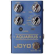 JOYO R-07 AQUARIUS DELAY/LOOPER - Gitarreneffekt
