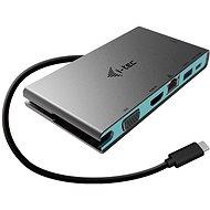 I-TEC USB-C Travel Dock 4K HDMI or VGA - Dockingstation