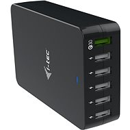 i-tec USB Smart Charger 6x USB-A Port 52W - Ladegerät