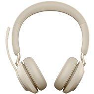 Kabellose Kopfhörer Jabra Evolve2 65 MS Stereo USB-C Beige