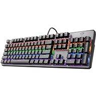 Trust GXT 865 Asta - Gaming-Tastatur