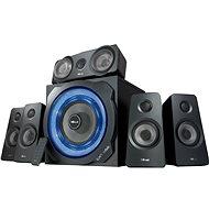 Trust GXT 658 Tytan 5.1 Surround-Lautsprechersystem - Lautsprecher