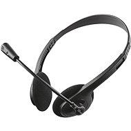 Trust Primo Chat Headset für PC und Laptop - Kopfhörer mit Mikrofon