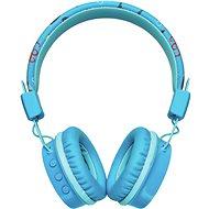 Trust Comi Bluetooth Wireless Kids Headphones - blue - Kopfhörer