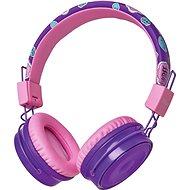 Trust Comi Bluetooth Wireless Kids Headphones - purple - Kopfhörer