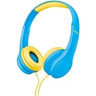 Trust Bino Kopfhörer für Kinder blau - Kopfhörer