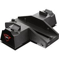 Trust GXT 702 Cooling Stand & Duo Charging Dock - Ladeständer