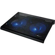 Trust Azul Laptop  Kühler mit zwei Ventilatoren - Kühlunterlage