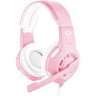 Trust GXT 310P Radius Gaming Headset - pink - Gaming Kopfhörer