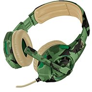 Trust GXT 310C Radius Gaming Headset - Dschungel Camouflage - Gaming Kopfhörer