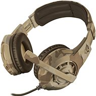 Trust Sie dem GXT 310D Radius Gaming Headset - Desert Camo - Gaming Kopfhörer