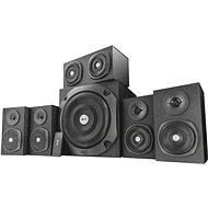 Trust Vigor 5.1 Surround Lautsprechersystem für PC schwarz - Lautsprecher