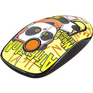 TRUST Sketch Wireless Silent Click Mouse - Panda - Maus