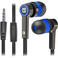 Defender Pulse 420 (schwarz / blau) - Kopfhörer mit Mikrofon