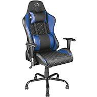 Trust GXT 707B Resto Gaming Chair - blau - Gaming Stuhl