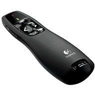 Presenter Logitech Wireless Presenter R400 - Prezentér