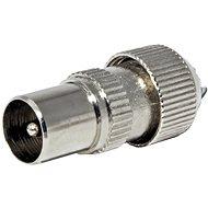 OEM Antennenanschluss 75 Ohm PAL (M), IEC169-2, Schraube, Metall - Konnektor