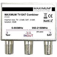 Maximum TV-SAT Combiner HIGH ISO - Multiplexer