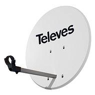 Televés ISD Offset 830 Al weiss - Parabole