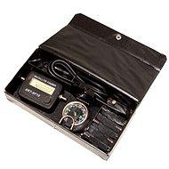 Satfinder Set - Satelliten-Signalstärkeindikator, Audio-Alarm, F-Anschluss