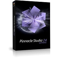 Pinnacle Studio 24 Ultimate  (BOX) - Videobearbeitungssoftware
