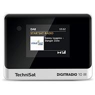 TechniSat DIGITRADIO 10 IR - schwarz/silber - Radio