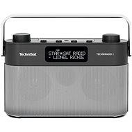 TechniSat TECHNIRADIO 8 - schwarz/silber - Radio