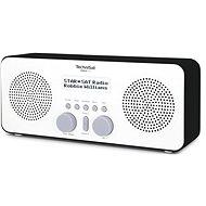 TechniSat VIOLA 2 S - weiß/schwarz - Radio