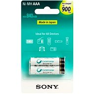 Sony NiMH 900mAh, AAA, 2 Stück - Akkus